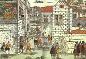 St. Bartholomew's Day Massacre, August 24, 1572