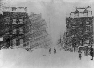 The Great Blizzard of 1888