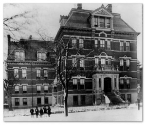 The Brooklyn Industrial School Association and Home for Destitute Children