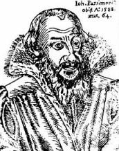 Johann Karg AKA Johannes Parsimonius