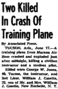 Seattle Daily Times, 17 Juni 1955
